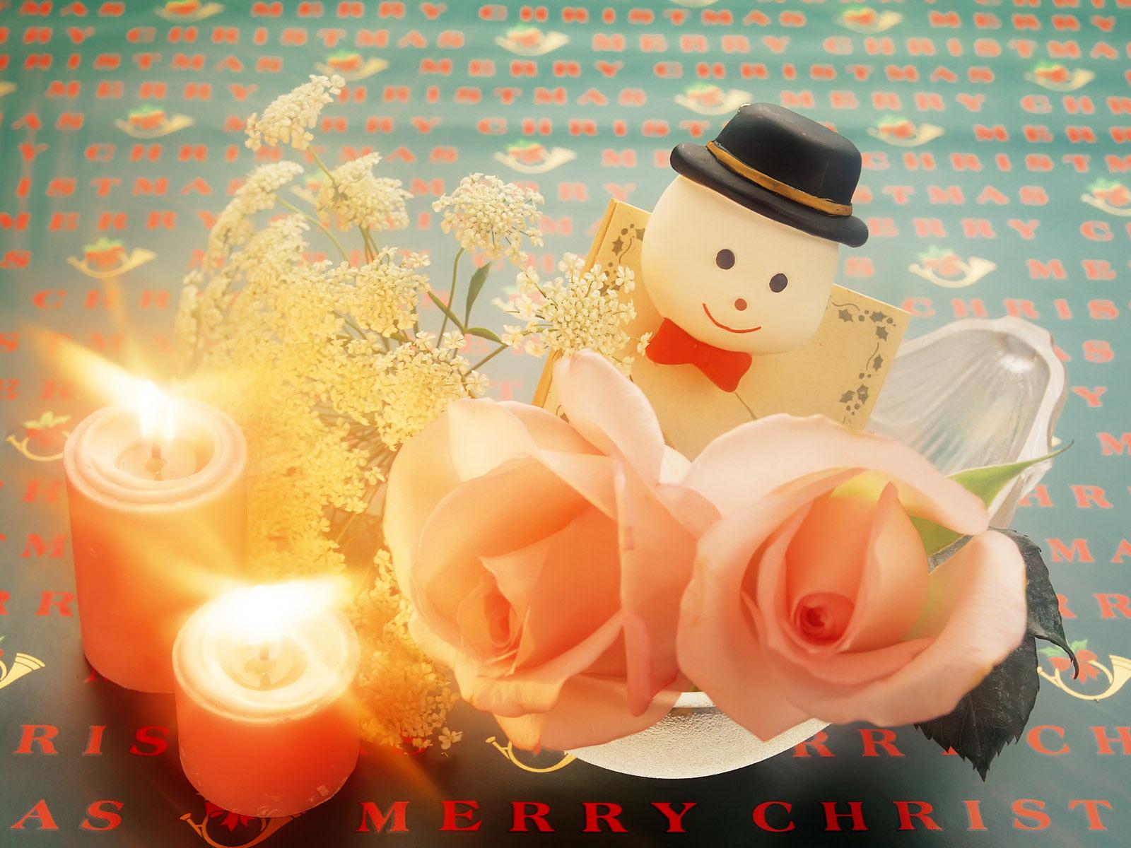 Sfondi Natale - Sfondi Addobbi Natalizi