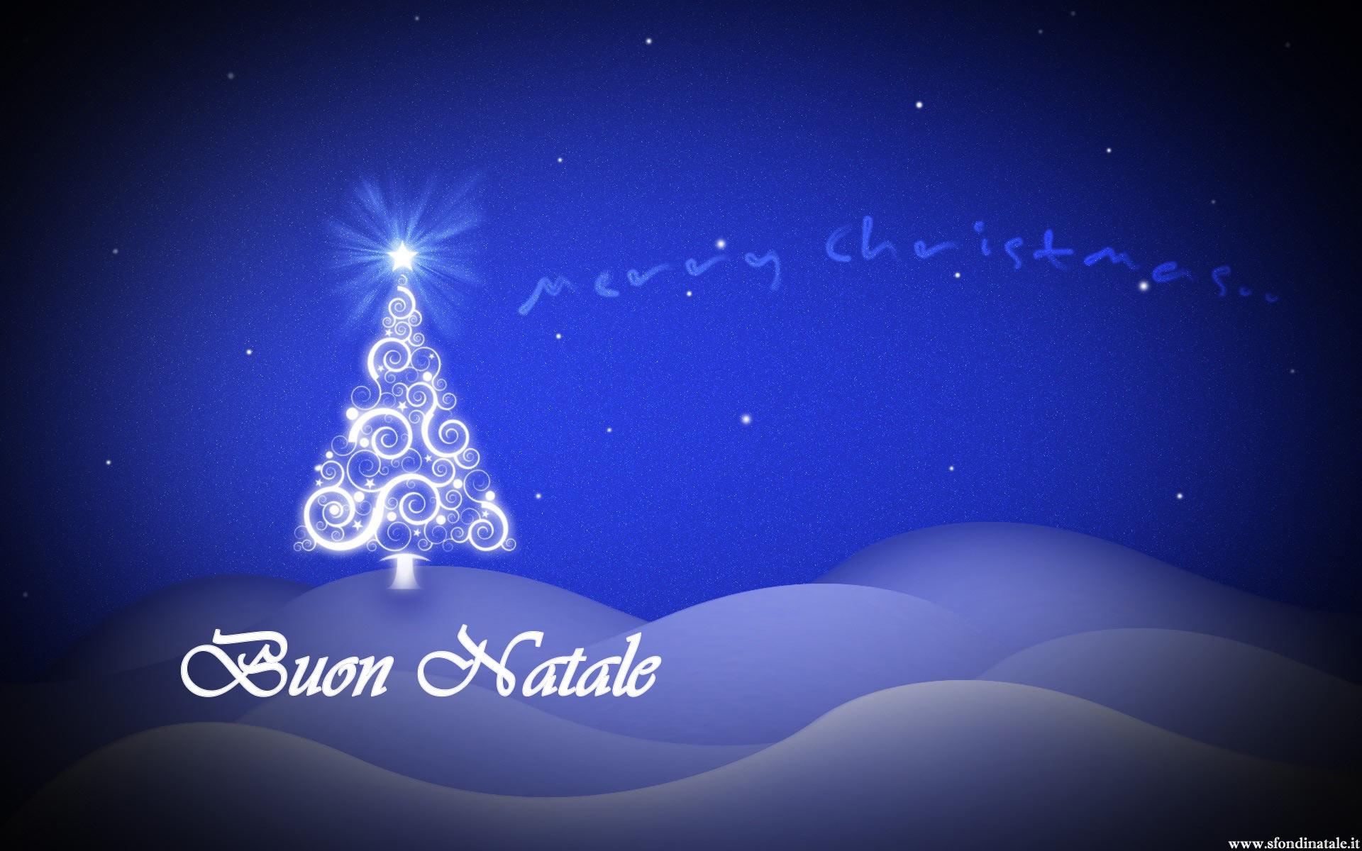 Sfondi Natale - Sfondo Desktop Natale Albero