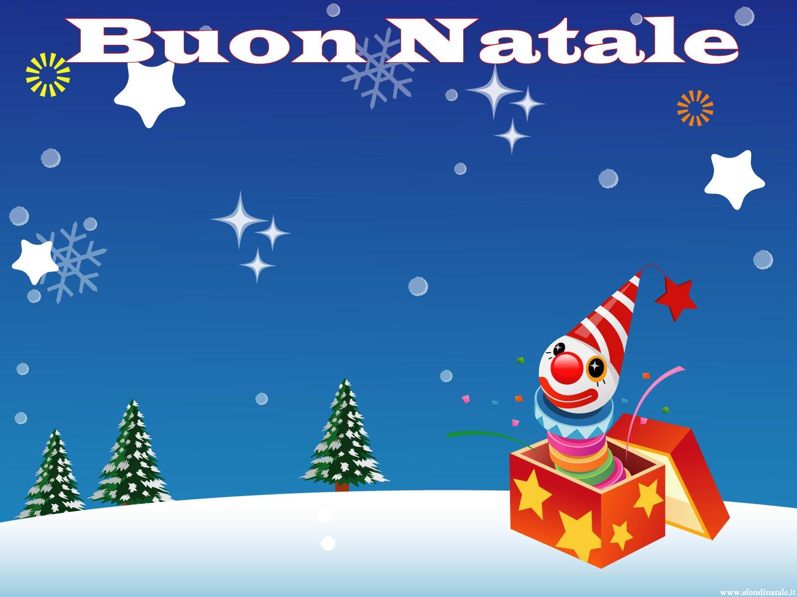 Sfondi Natale - Sfondo Desktop Natale regalo