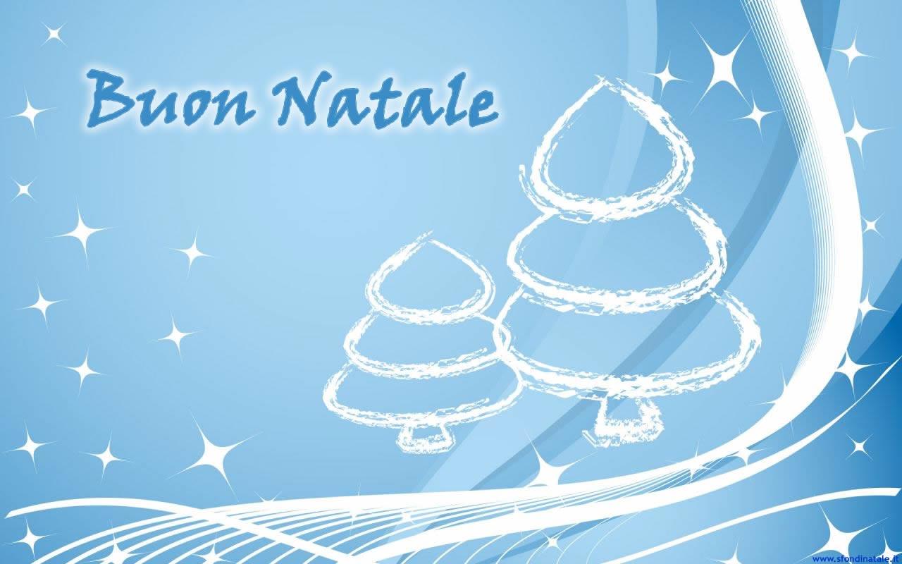 Sfondi Natale - Sfondo Alberi di Natale