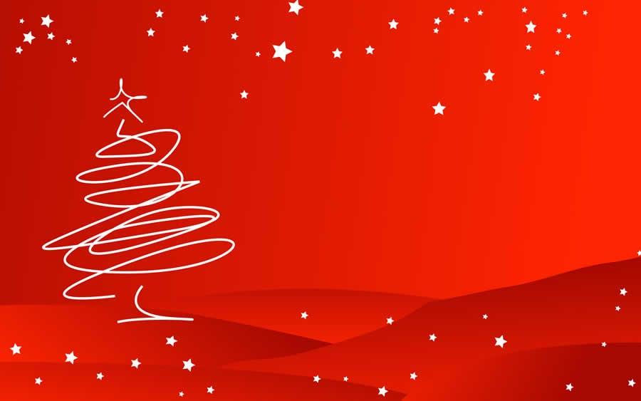 Sfondi Natale - Sfondi di Natale Albero