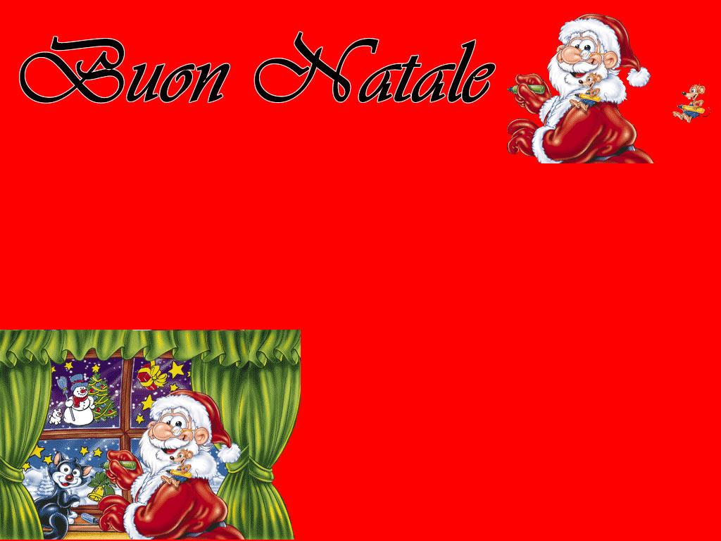 Sfondi Natale - Sfondo desktop Babbo Natale