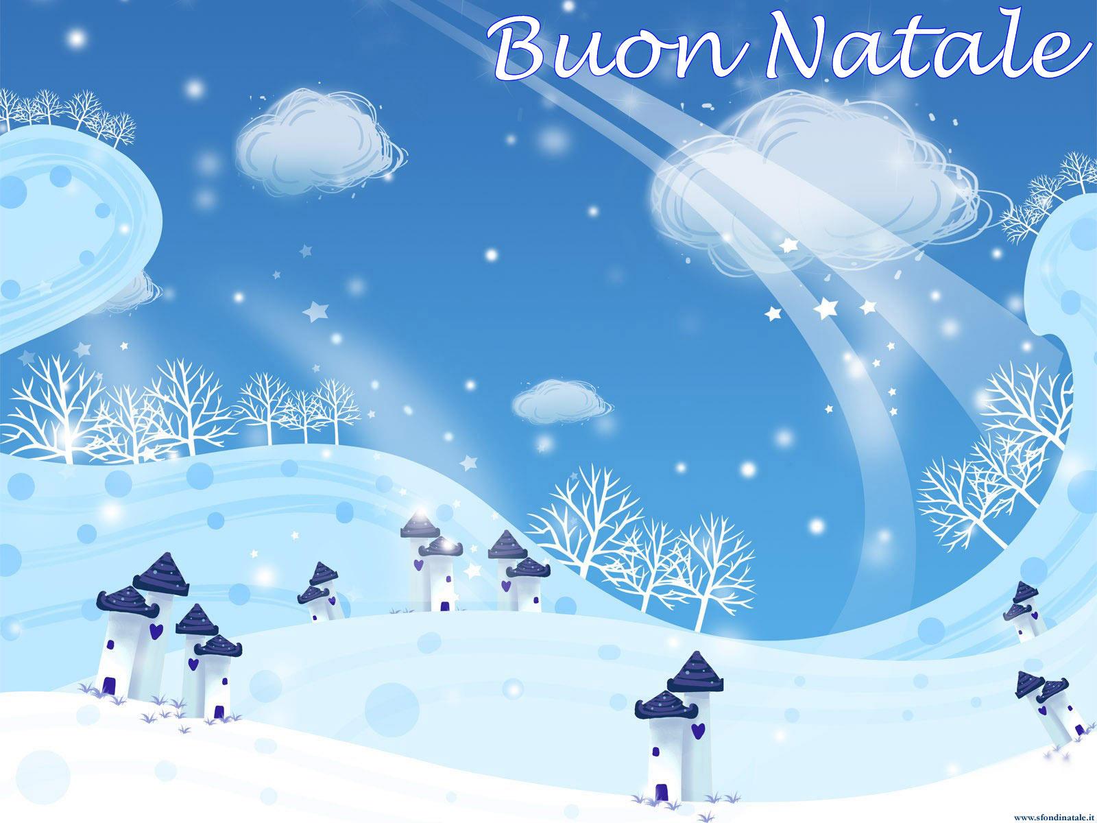 Sfondi Natale - Sfondo Natale bello