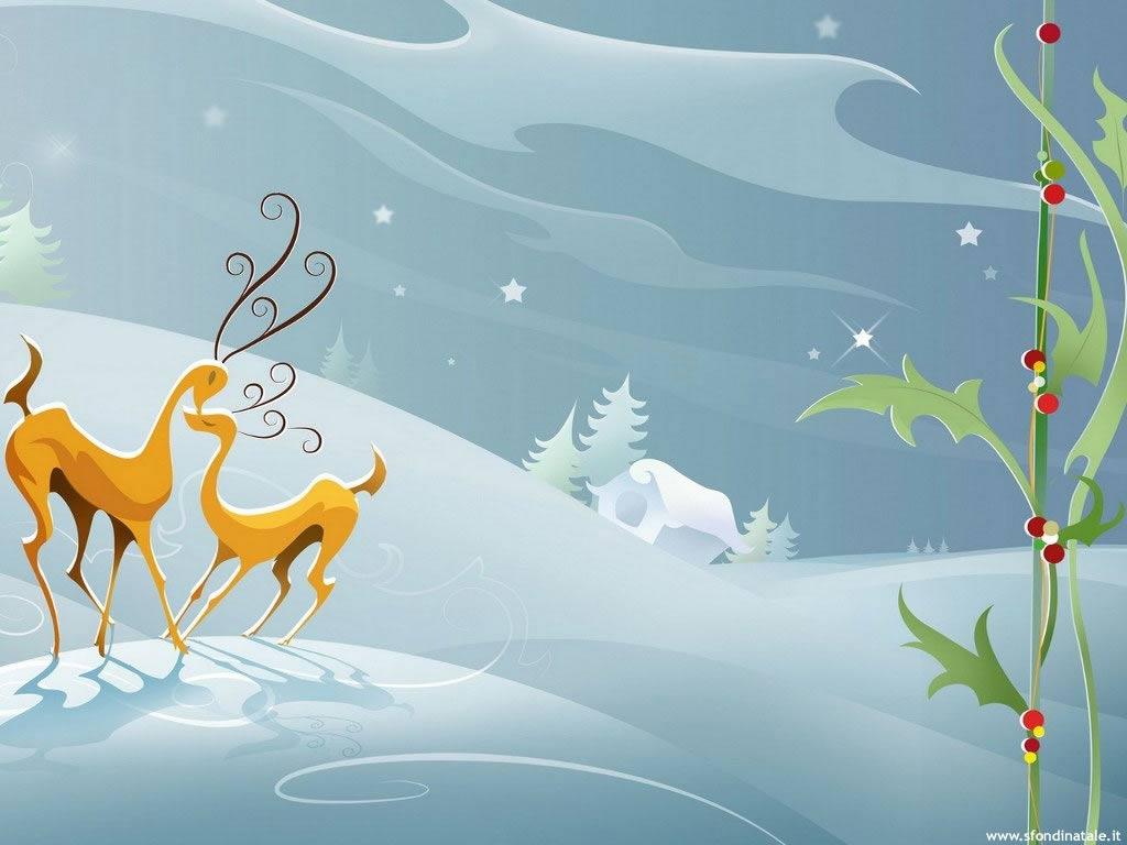Sfondi Natale - Sfondo Natale