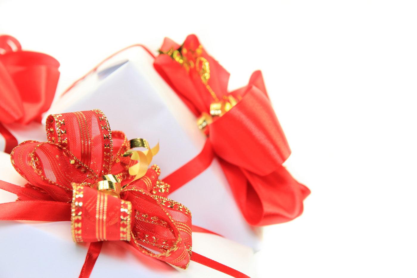 Sfondi Natale - Sfondo Natale regali
