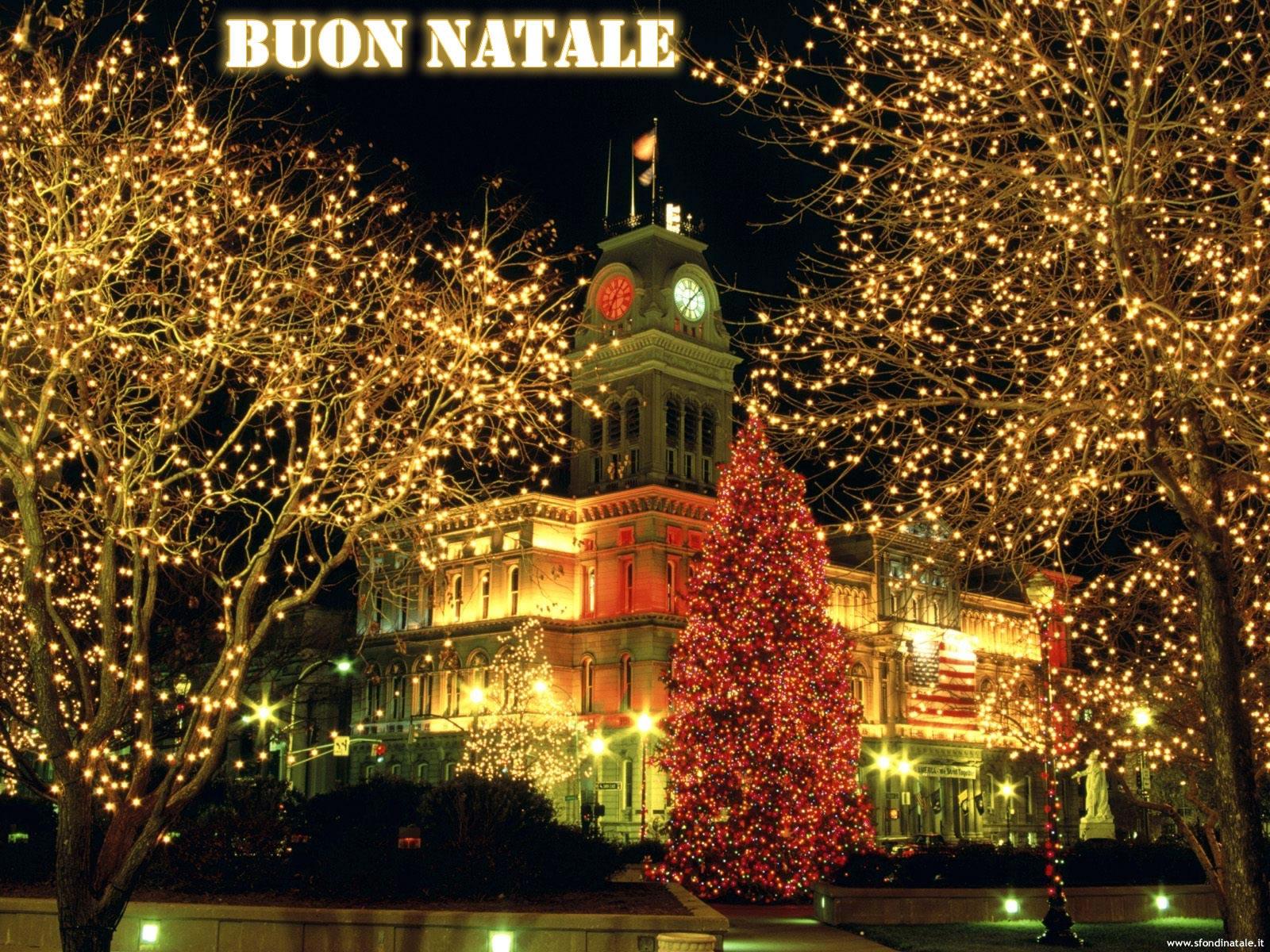 Sfondi Natale - Sfondo Natalizio Buon Natale