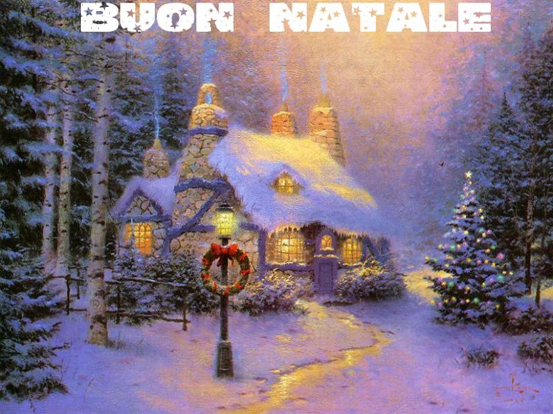 Sfondi Natale - Sfondo di Buon Natale