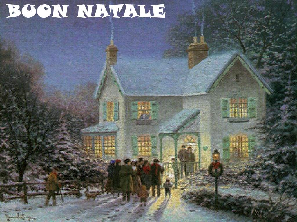 Sfondi Natale - Sfondo di Natale Buon Natale
