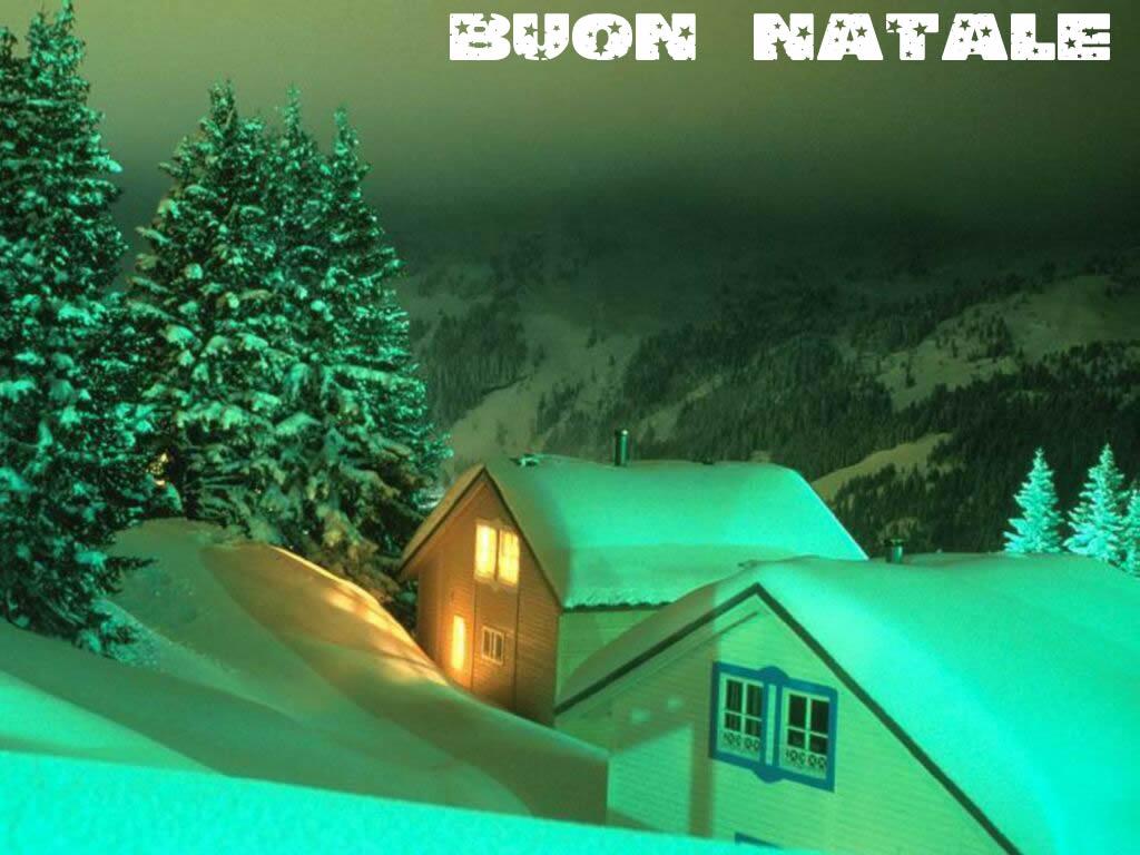 Sfondi Natale - Sfondo di Natale dolce