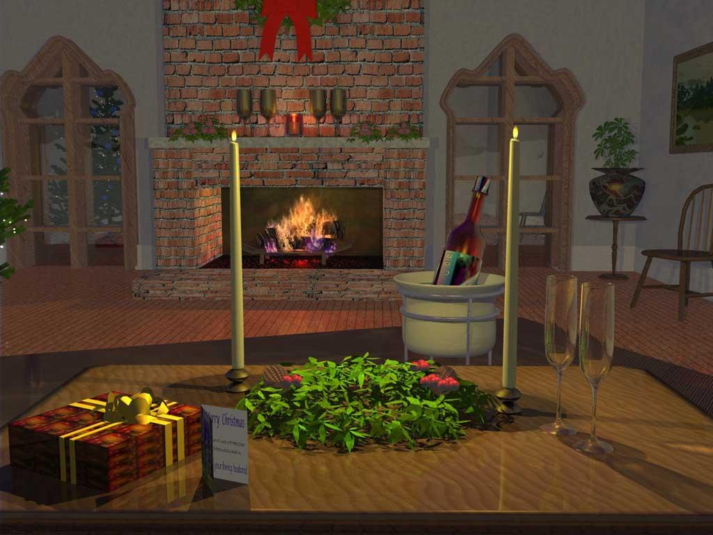 Sfondi Natale - Sfondo desktop natale casa