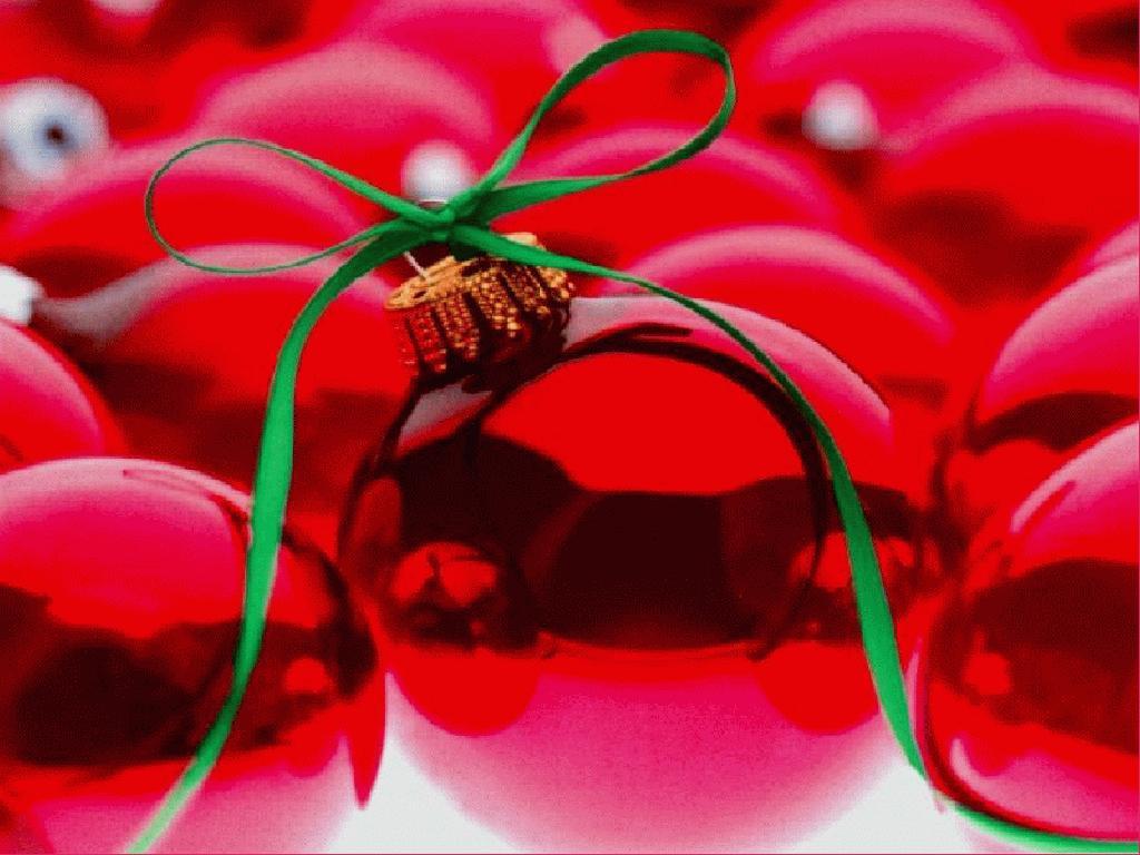 Sfondi Natale - Sfondo Desktop Natale Palline