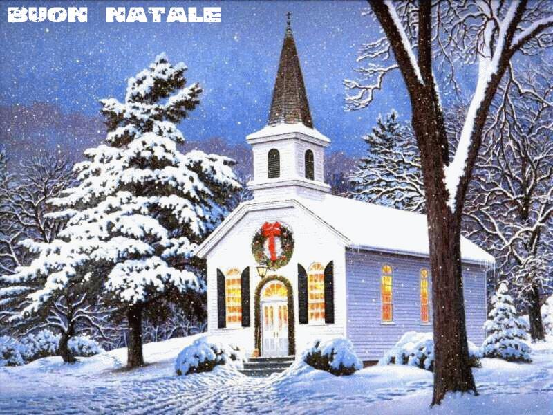 Sfondi Natale - Sfondo Buon Natale