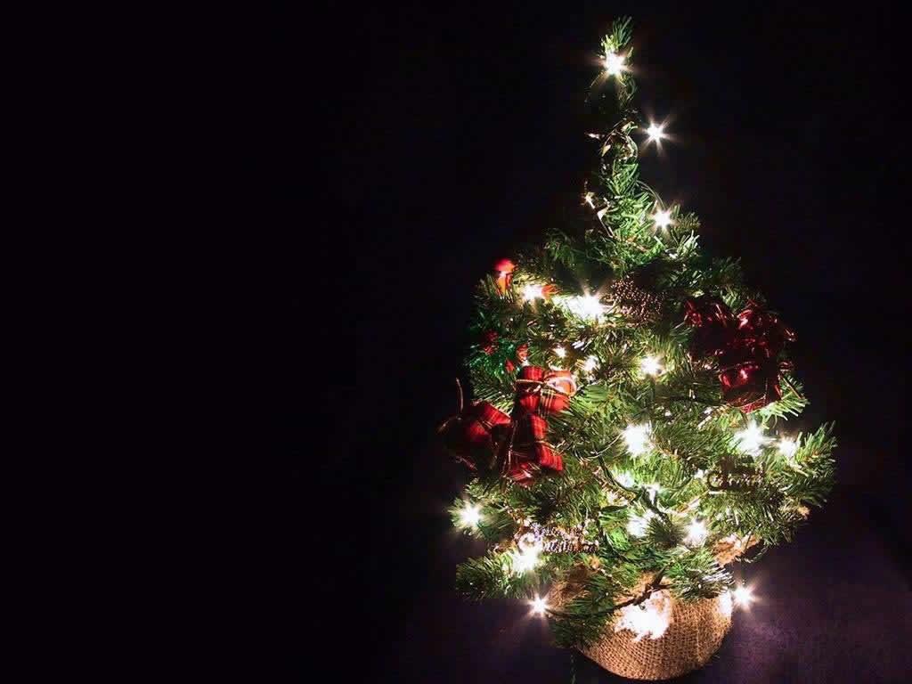 Sfondi Natale - Sfondo desktop Albero di Natale